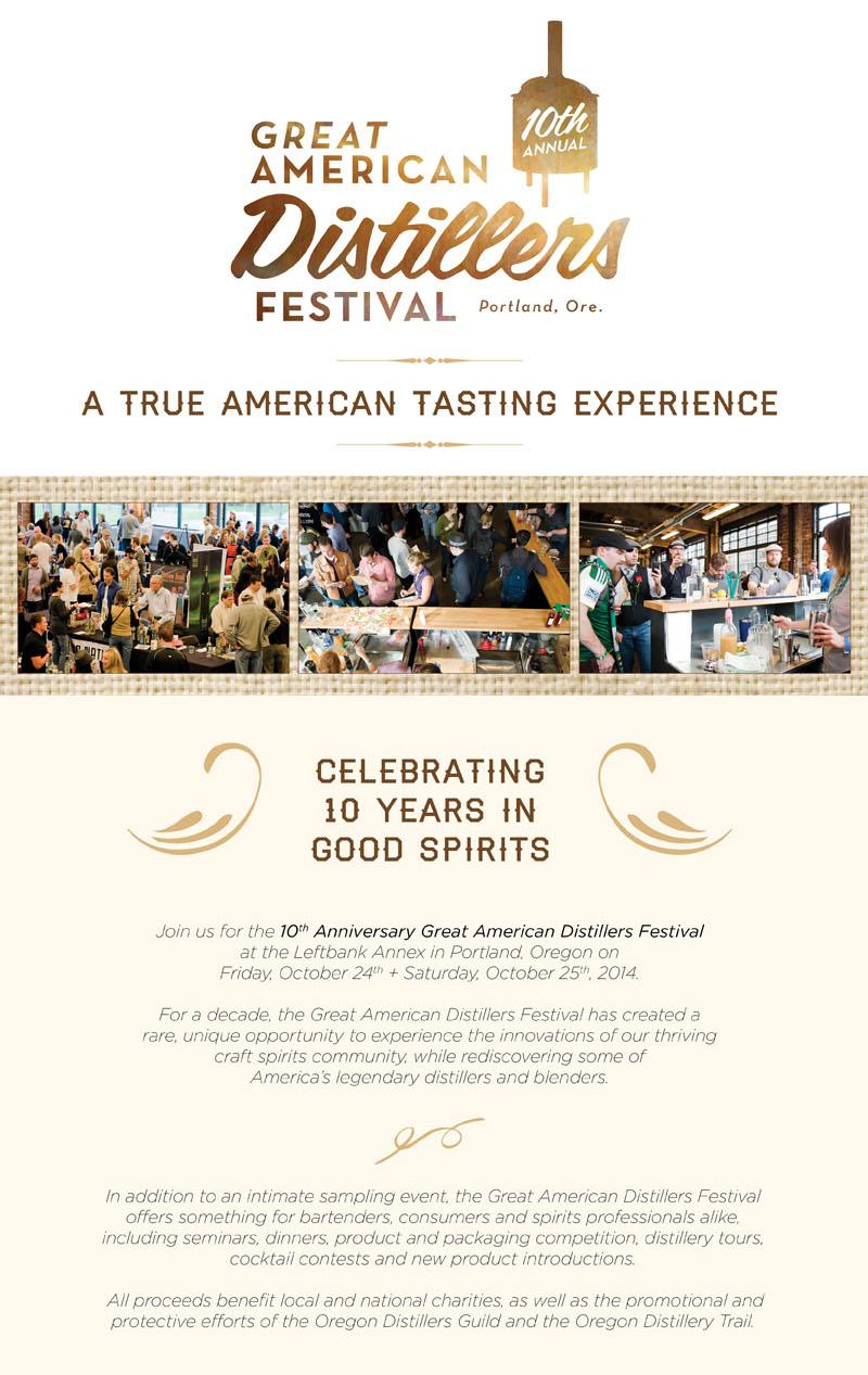 Great American Distillers Festival