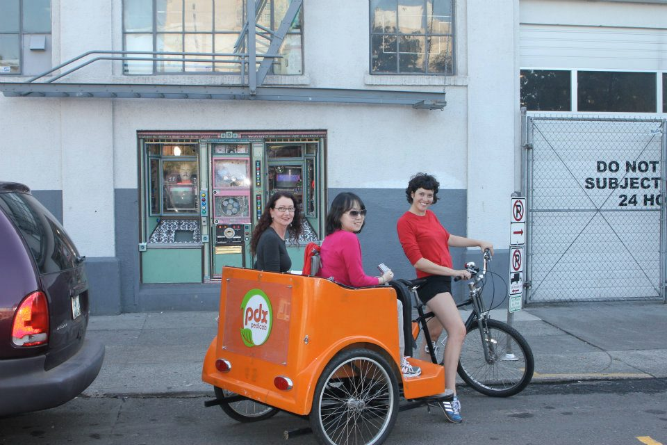 PDX Pedicab Tour
