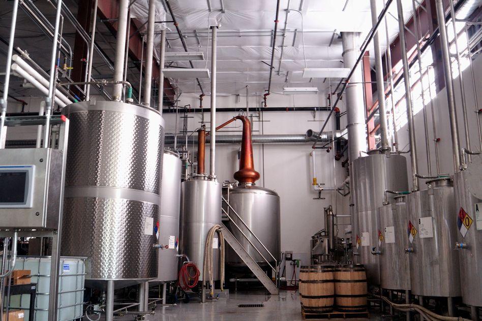 house spirits distillery