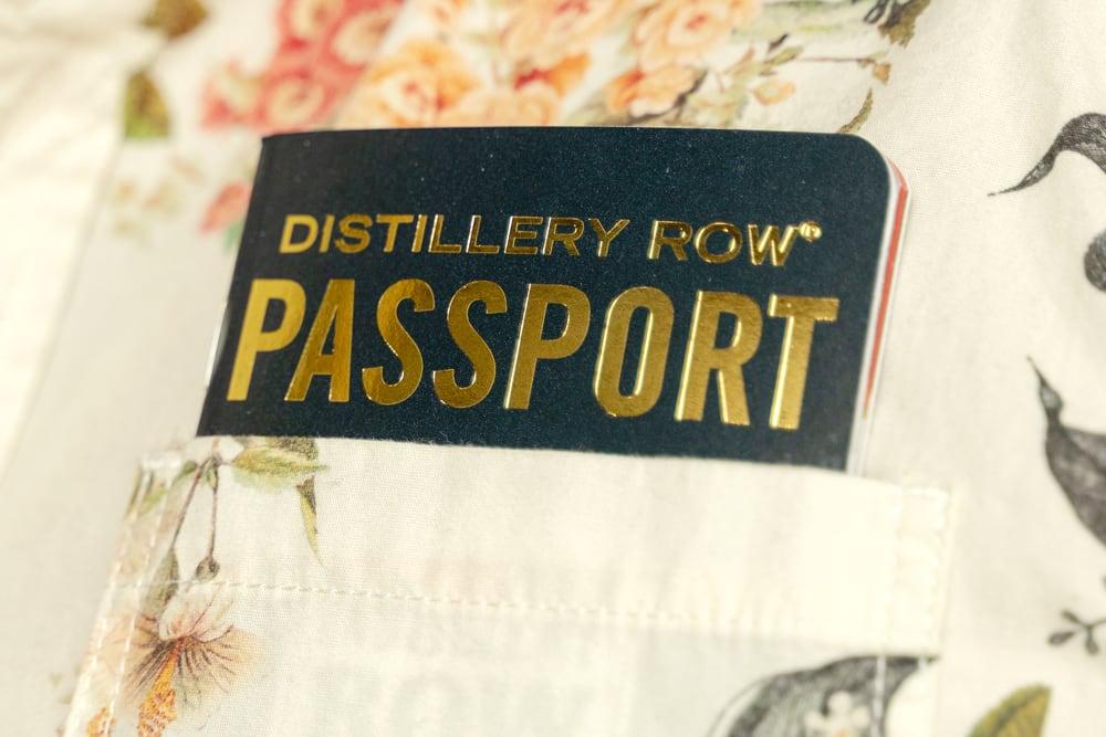 Distillery Row Passport